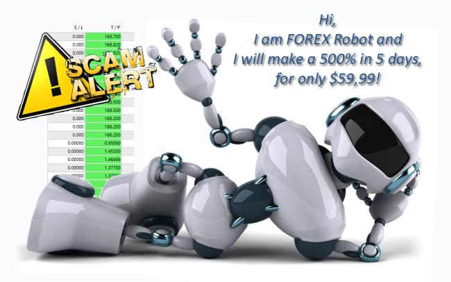 Forex Robot Scam
