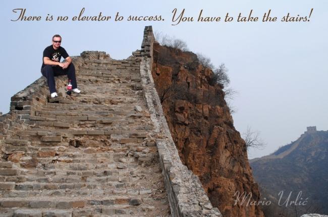 Mario Stairs
