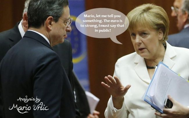 Draghi-Merkel